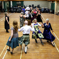 Royal Scottish Country Dance Society Meeting