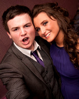 St. Comhghall's Lisnaskea School Formal in the Hillgrove Hotel.