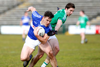 Fermanagh (1-17) V Laois (0-10) in Senior GAA Football League Division 2.