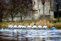 Head of the River - Erne Head - rowing compeition.