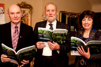 Lisnaskea Historian John Reihill Releases his latest book in the Donn Carragh Hotel.