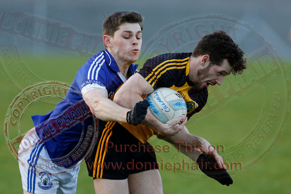 Kinawley (2-14) V Erne Gaels (1-12) in Senior GAA Football League, Division one.-16