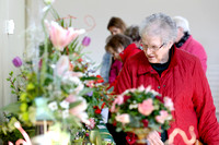 Annual Daffodil Spring Flower Show in St. Macartin's Cathedral Hall, Enniskillen-1