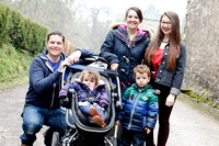 Easter Egg Hunt at Florencecourt House and Gardens.