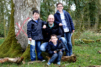 Easter Egg Hunt at Crom Castle Estate.