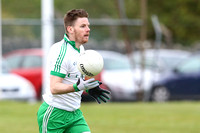 St. Pat's Donagh (0-9) V Ederney (0-11) in Senior GAA Football League Division One.