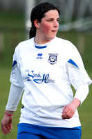Fermanagh Mallards Ladies Soccer Team.