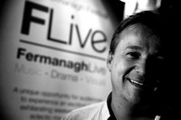 Launch of Fermanagh Live / FLive Festival with Mentalist David Meade.