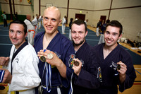 World Ju Jitsu Federation Award Winners.