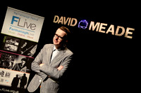 Mentalist, David Meade in the Ardhowen Theatre.