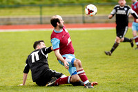 Magheraveely (5) V Tummery Athlectic (1) in Fermanagh and Western League Division One.