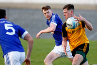 Kinawley (2-14) V Erne Gaels (1-12) in Senior GAA Football League, Division one.-20