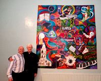 Newtownbutler Youth Club unveil new Mural