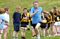 Schools Cross Country Running at the Bawnacre, Irvinestown.