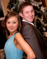 Devenish College Formal in Corick House Hotel, Tyrone.