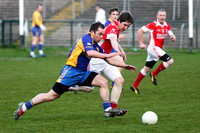 Enniskillen Gaels V Belnaleck in Senior GAA Football.