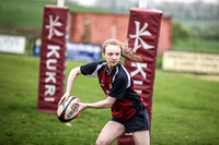 Sports Profiles - Ladies Rugby  140501  14