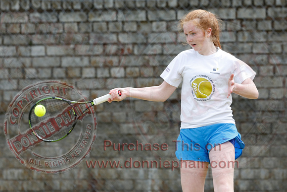 West of Ulster Tennis Championships.