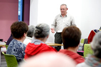 A talk on American Soldiers in the Lisnaskea Area During World War Two in Lisnaskea Library.