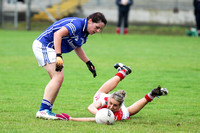 Newtownbutler First Fermanaghs V Devenish in Ladies GAA Intermediate Final.