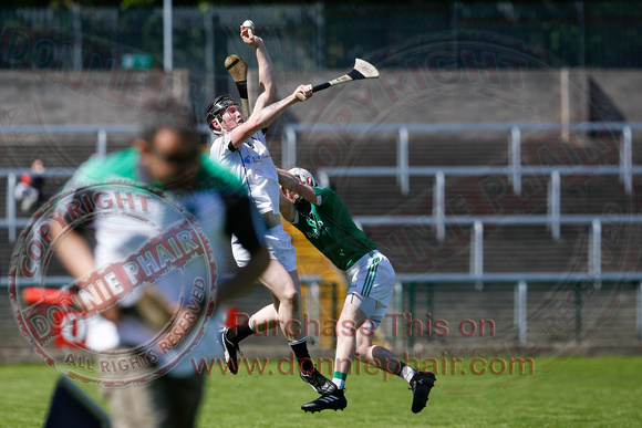 Fermanagh 3-09) V Warwickshire (6-16) in Lory Meagher Hurling Cup.