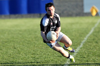 Derrygonnelly (2-12) V Aghadrumsee (2-10) in Minor League GAA Football League Division Two.