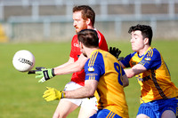 Enniskillen Gaels (0-13) V Newtownbutler (0-3) in Senior GAA Football League Division 2A.